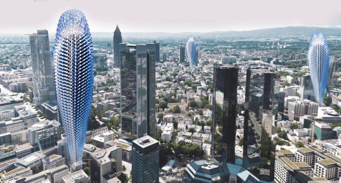 Conheça o Hyper Filter Skyscraper edifício que ajuda a despoluir o ar