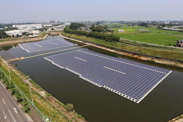 Flotovoltaica: Energia solar flutuante para o Brasil