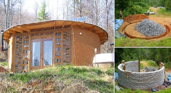 Como criar uma casa ecológica com 18.000 reais