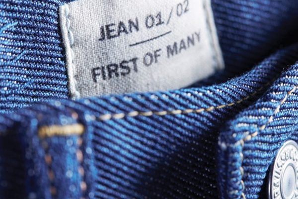 firstjeansrecicled