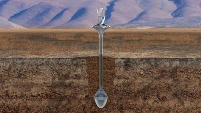 WaterSeer é um condensador de água de baixo custo que produz água potável a partir do ar