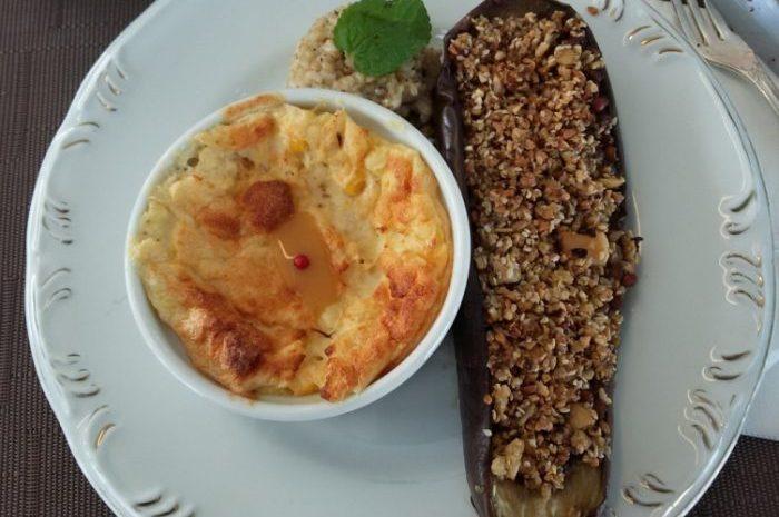 Três pratos para preparar apenas com ingredientes orgânicos