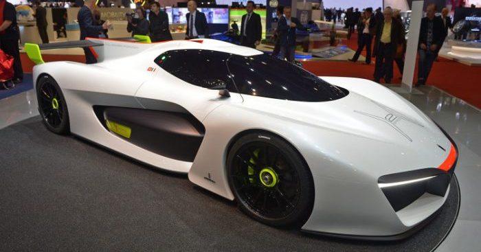 GreenGT é o desportivo da Pininfarina movido a hidrogénio