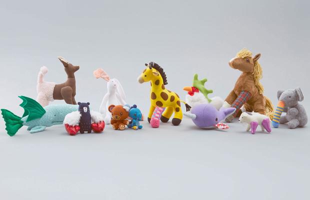 """Second Life Toys: """"Transplantes"""" em bichos de pelúcia chamam atenção para doação de órgãos em crianças"""