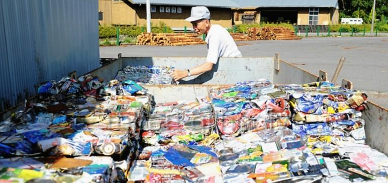 Ilha localizada no Japão recicla e reutiliza 80% dos resíduos que produz