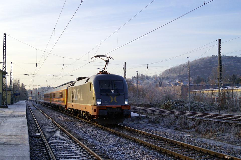 Alemanha lança trem sustentável e que serve comidinhas orgânicas