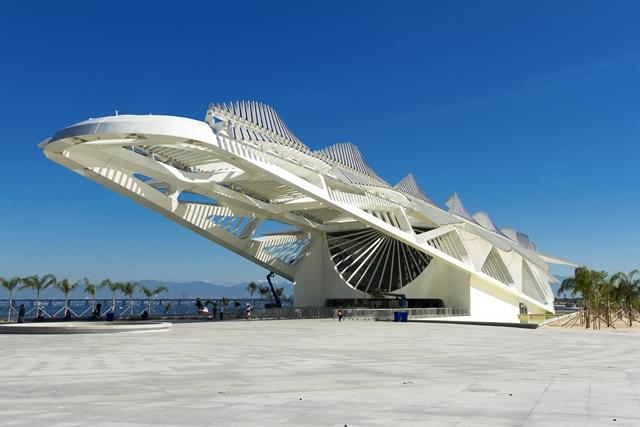 Museu do Amanhã ganha prêmio de construção verde na França
