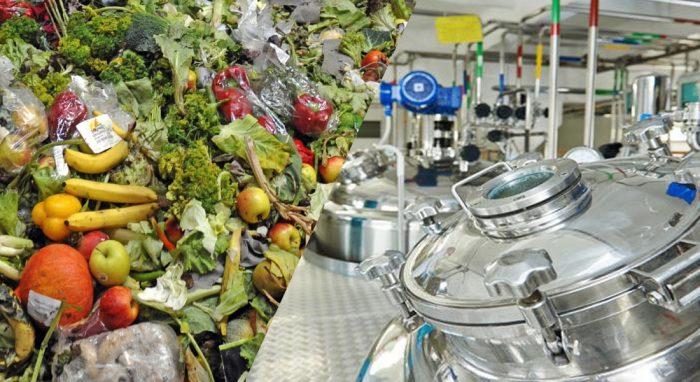 Projetos sustentáveis de economia circular transformam o desperdício de alimentos em novos produtos